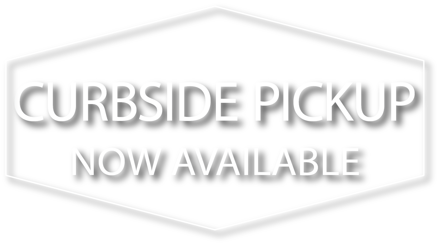 Curbside Pickup Now Available Takeout To Go